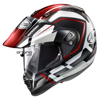 Arai Tour-Cross 3 Detour Red