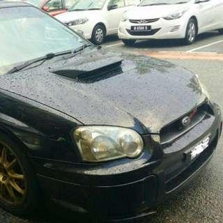 Subaru V8 Sambung Bayar