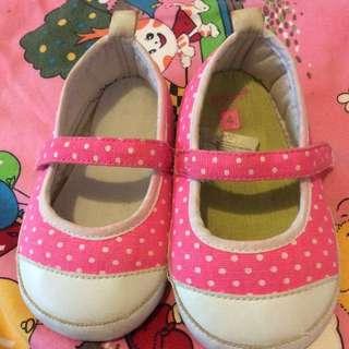 Carter's 寶寶鞋。4號