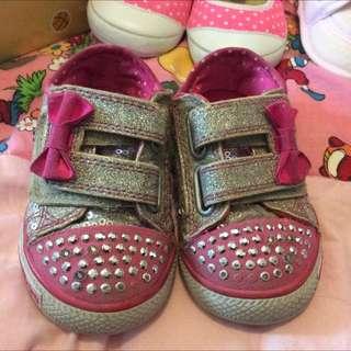 Skechers寶寶鞋