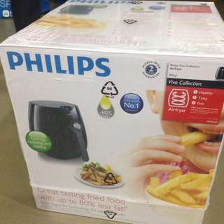 *RESERVED* BRAND NEW IN BOX Phillips Airfryer
