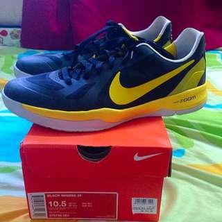 Kobe Shoes Black Mamba 24