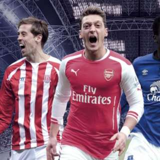Arsenal V Singapore And Everton V Stoke - Category 1 Tickets