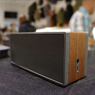 Grand Audio PWS 胡桃木藍牙隨身音響