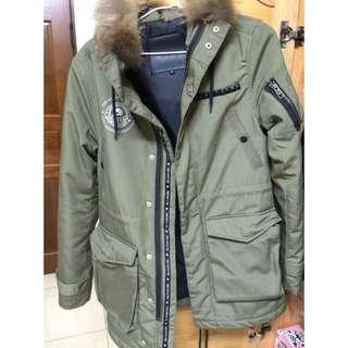 ✨AES - N3B軍綠外套✨