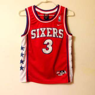 Sixers-Iverson 3 (球衣)