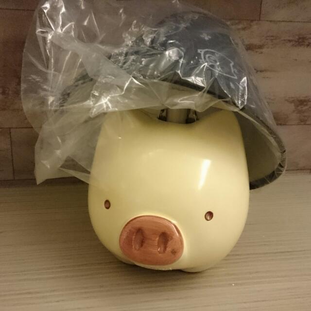 丸豬小檯燈