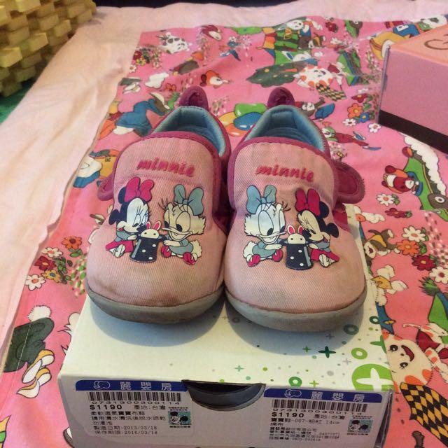 麗嬰房寶寶布鞋