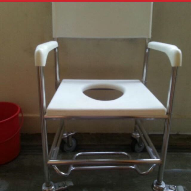 Commode Chair ( Toilet use), Everything Else on Carousell