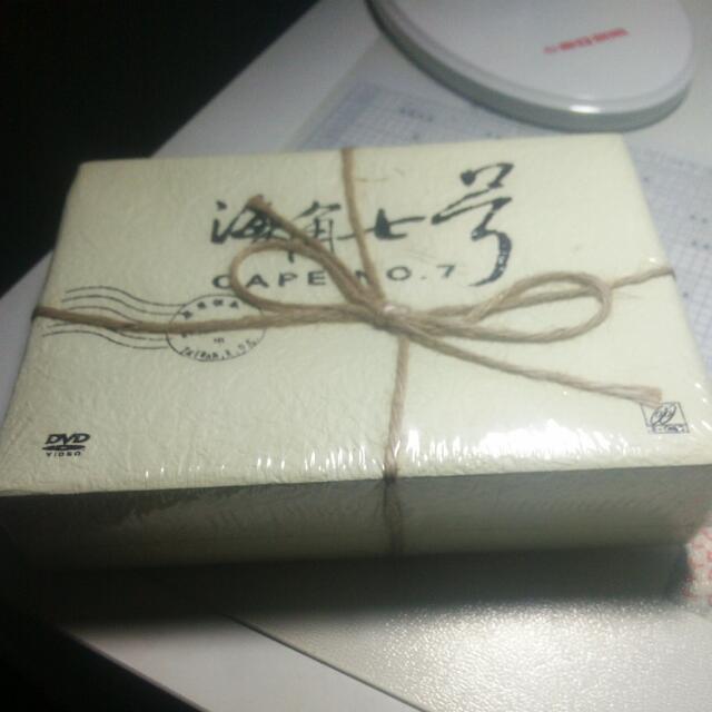 海角七號限量導演版DVD