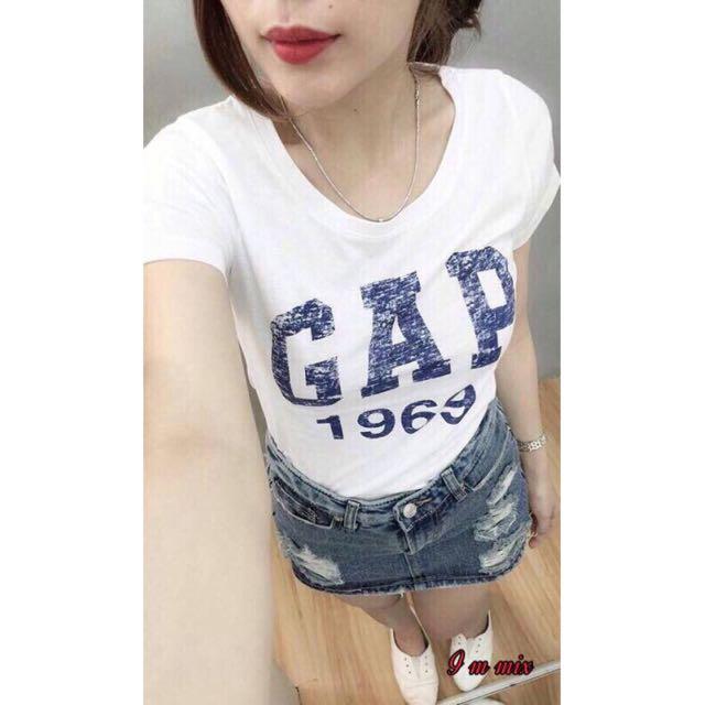 Gap 短T  5色