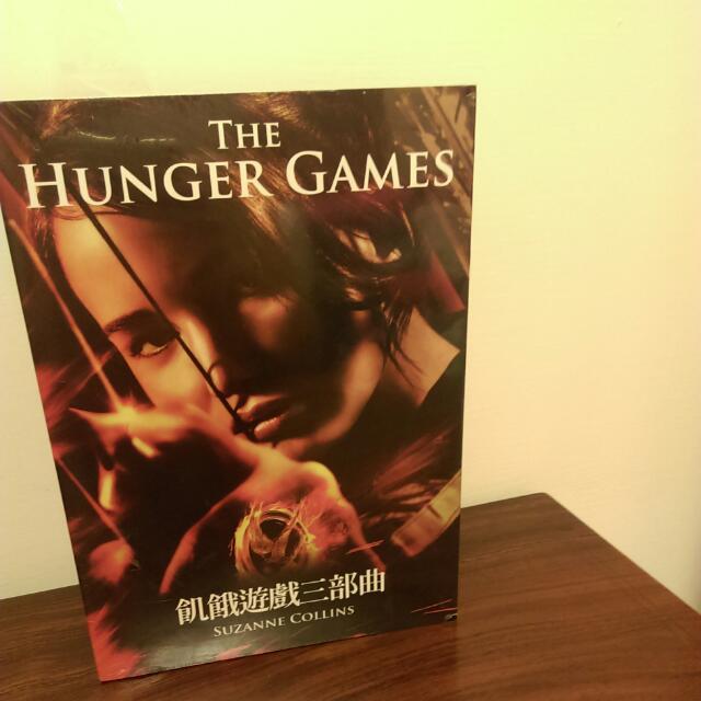 飢餓遊戲#hunger Games小說