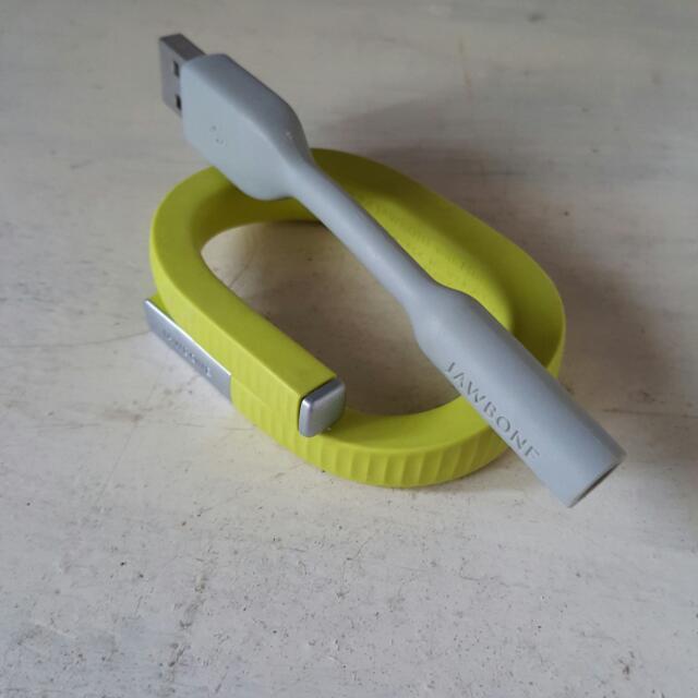 Jawbone Up24 Lemon Lime Size S