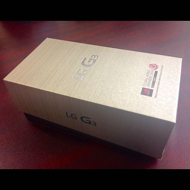 LG G3 32GB Black