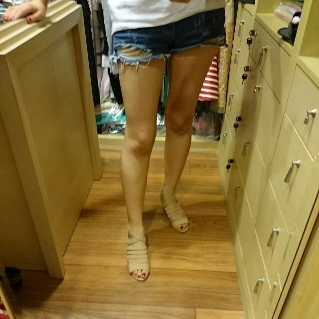 (降價)Matika 楔形涼鞋