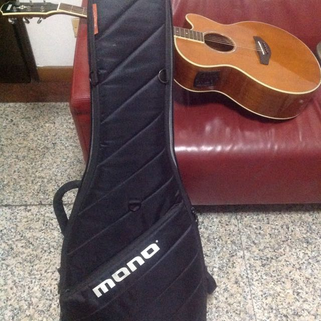 Mono Vertigo Electric Guitar Case!