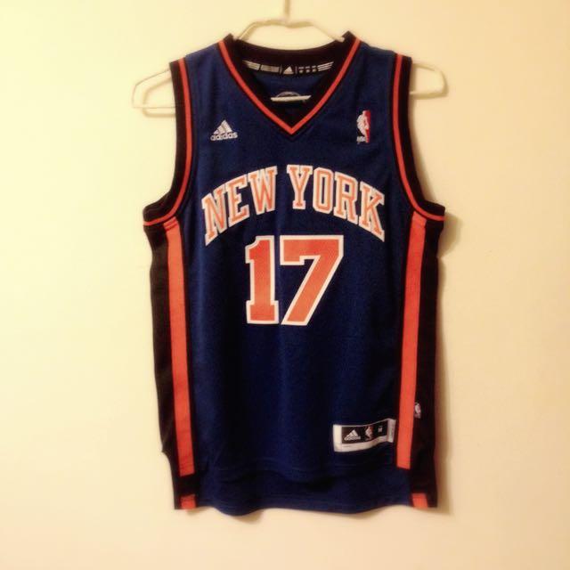 New York-Lin 17 (球衣)