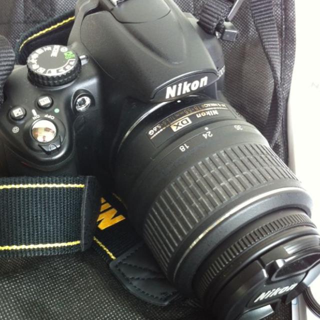 Nikon D5000 - LIKE NEW! FAST DEAL