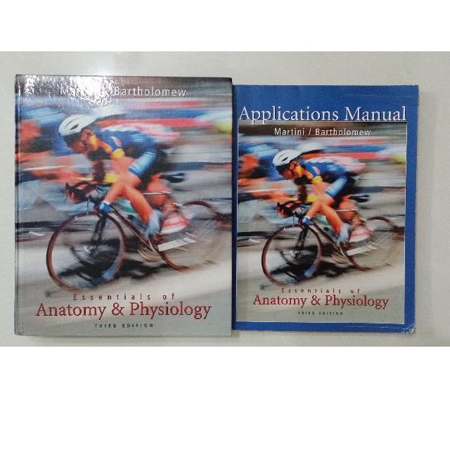 Nursing Textbook- Essentials of Anatomy & Physiology