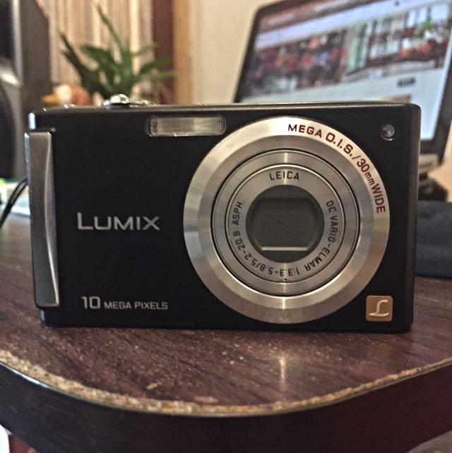 Panasonic FS-5 Limix 千萬畫素相機
