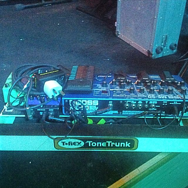 T-rex tone trunk used with velcro 60 firm thanks 😀