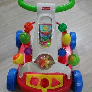 Prelove Fisher Price Walker to Wagon (Playskool, Little Tikes)