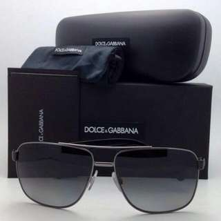 BN Authentic Polarized Dolce & Gabbana Sunglasses DG2131
