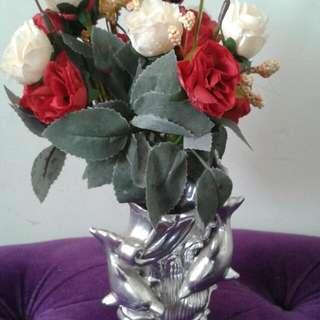 Cups,little Bits,tea Maker ,oniment Flowers.