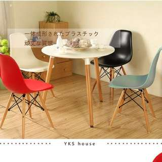 班尼名品風造型椅