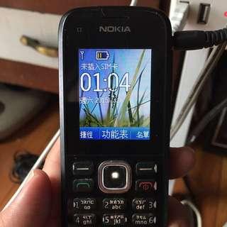 NOKIA 無照相手機