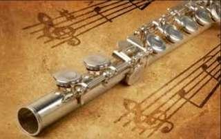 🚚 長笛音樂課程(個別、一對一上課)