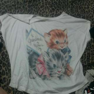 貓咪寬鬆衣服
