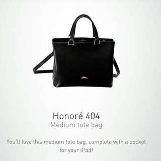 Longchamp Honore 404 (Medium)