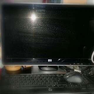 HP pavilion S5380d HOME PC (SLIM SERIES)