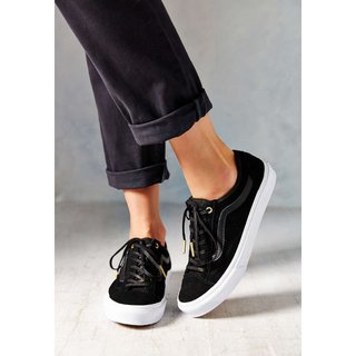 Limited Ed Vans Suede 36 Slim Low-Top Women's Sneaker