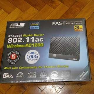 BNIB ASUS RT-AC56S Router