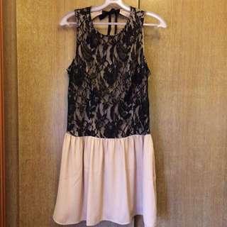 (PL) F21 Lace Dress
