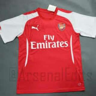 Arsenal Home Jersey 14/15 Season