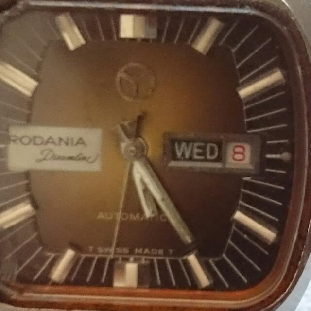 50年代自動錶(羅唐納)