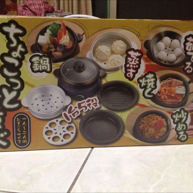 五合一料理鍋
