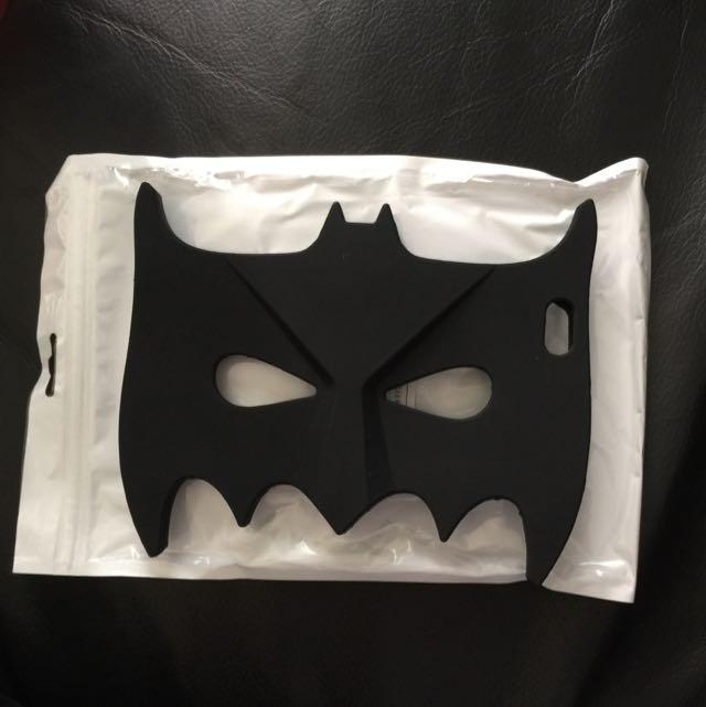 iPhone 6 Plus 蝙蝠俠造型手機殼