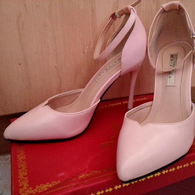 Lady尖頭高跟鞋