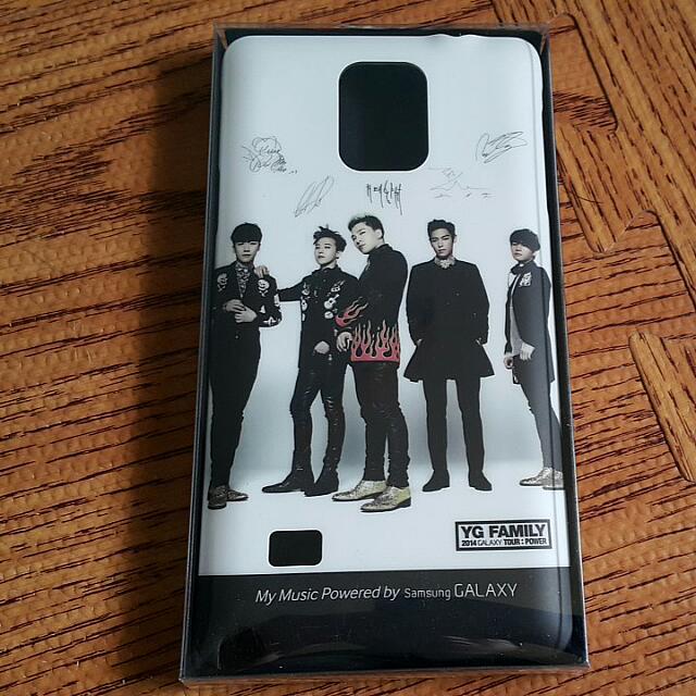 Samsung Galaxy Note4 Big Bang 聯名款硬殼背蓋 全新