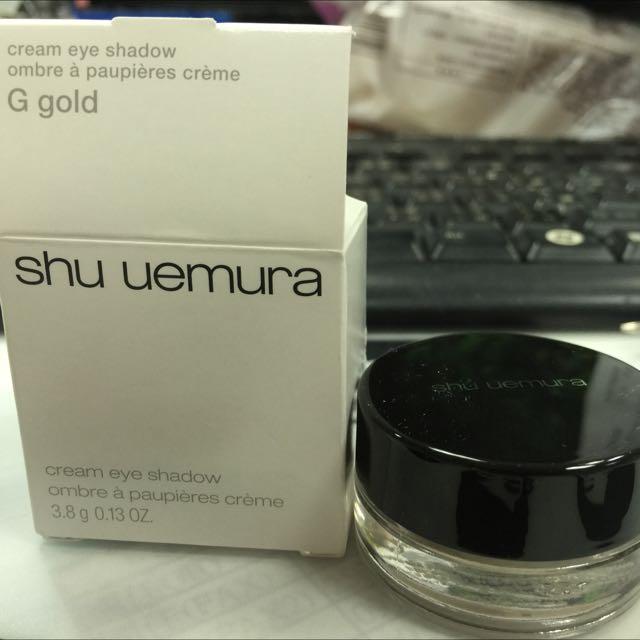 Shu uemura cream eye shadow