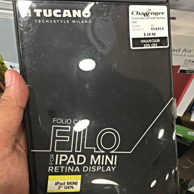 Tucano Folio Case For iPad Mini