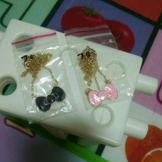 🎀韓版蝴蝶結項鍊