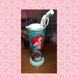 東京迪士尼直購 小美人魚 漂浮杯