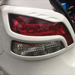 Toyota Vios Belta Tail Light Cover
