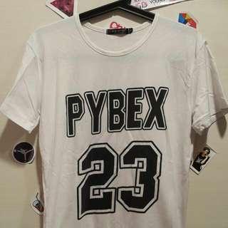 PYBEX 23數字棒球T