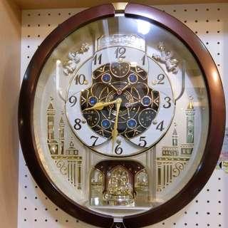 SEKIO 遊樂園打點時鐘